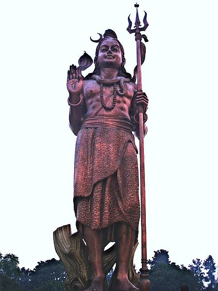 statue of Shiva